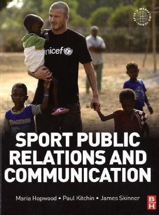 Sport Public Relations and Communication   2010 edition cover