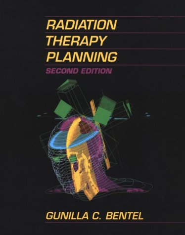 Radiation Therapy Planning  2nd 1995 (Revised) edition cover