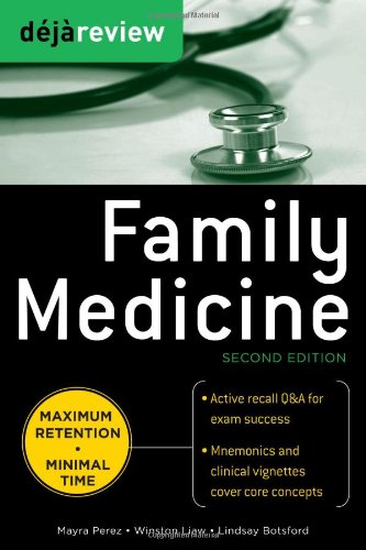 Family Medicine  2nd 2011 9780071715157 Front Cover