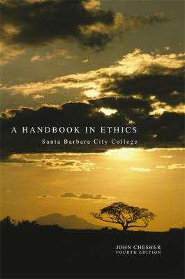 Handbook in Ethics  4th 2010 9780078039157 Front Cover
