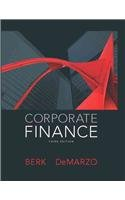 Corporate Finance Plus NEW MyFinanceLab with Pearson EText -- Access Card Package  3rd 2014 edition cover