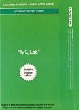 Criminalistics Mycjlab With Pearson Etext Access Card: An Introduction to Forensic Science  2014 9780133482157 Front Cover
