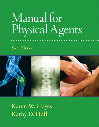Manual for Physical Agents  6th 2012 (Revised) edition cover
