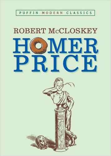 Homer Price  N/A edition cover