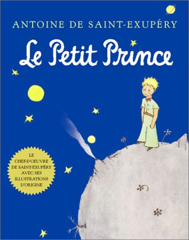 Petit Prince   1943 (Revised) edition cover