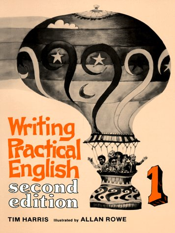 Writing Practical English 1  2nd 1986 (Workbook) edition cover