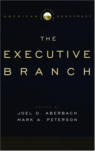 Executive Branch  N/A edition cover
