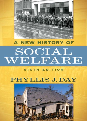 New History of Social Welfare  6th 2009 9780205624157 Front Cover