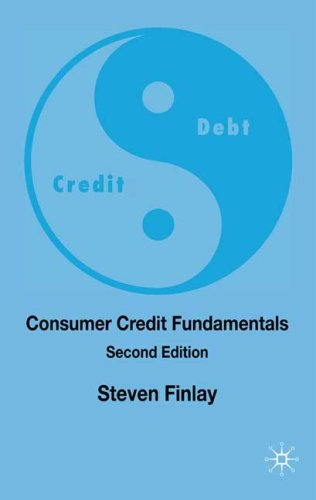 Consumer Credit Fundamentals  2nd 2009 (Revised) 9780230220157 Front Cover