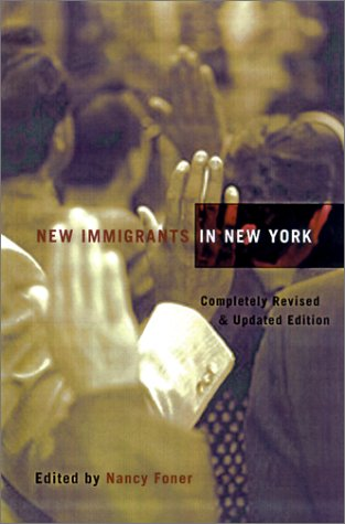 New Immigrants in New York  2nd 2001 (Revised) edition cover