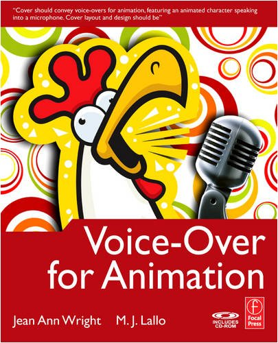 Voice-Over for Animation   2009 edition cover
