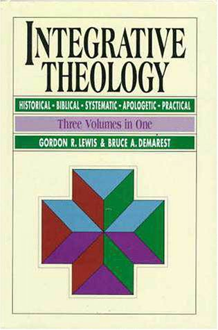 Integrative Theology   1996 edition cover