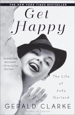 Get Happy The Life of Judy Garland  2000 edition cover