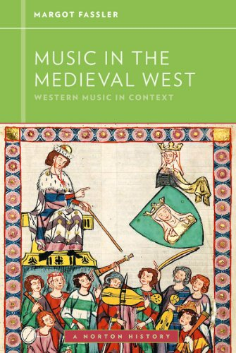 Music in the Medieval West   2014 edition cover