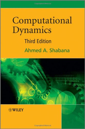 Computational Dynamics, 3rd Edition  3rd 2010 edition cover