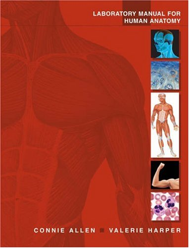 Laboratory Manual for Human Anatomy  10th 2005 (Lab Manual) 9780471465157 Front Cover