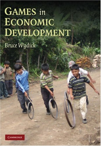 Games in Economic Development   2008 edition cover