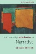 Cambridge Introduction to Narrative  2nd 2008 edition cover