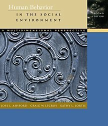 Human Behavior in the Social Environment A Multidimensional Perspective 2nd 2001 edition cover