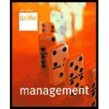 Griffin, Management 8th 2005 (Student Manual, Study Guide, etc.) edition cover