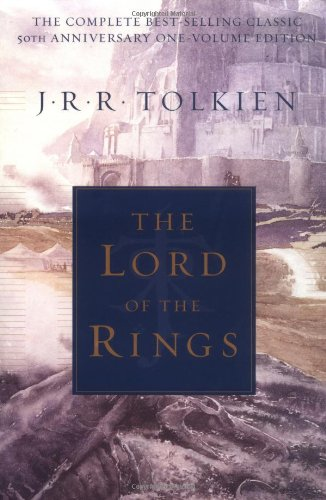 Lord of the Rings  50th 2005 (Annotated) 9780618640157 Front Cover