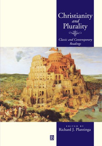 Christianity and Plurality Classic and Contemporary Readings  1999 edition cover