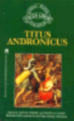 Titus Andronicus N/A 9780671669157 Front Cover