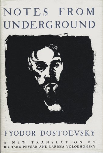 Notes from Underground N/A 9780679423157 Front Cover