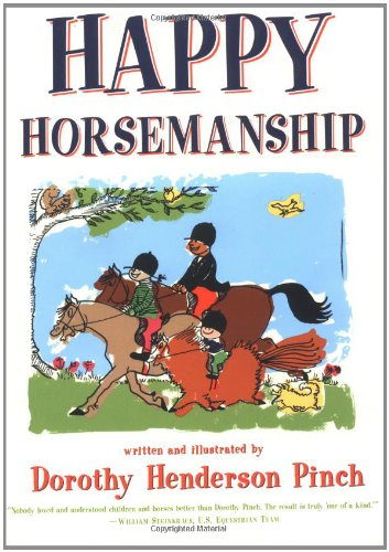 Happy Horsemanship   1998 edition cover