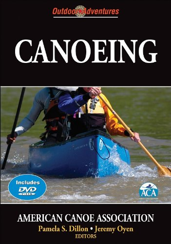 Canoeing   2008 9780736067157 Front Cover