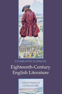 Eighteenth Century English Literature   2011 (Revised) 9780745625157 Front Cover