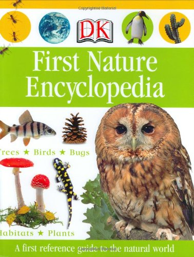 First Nature Encyclopedia   2006 edition cover