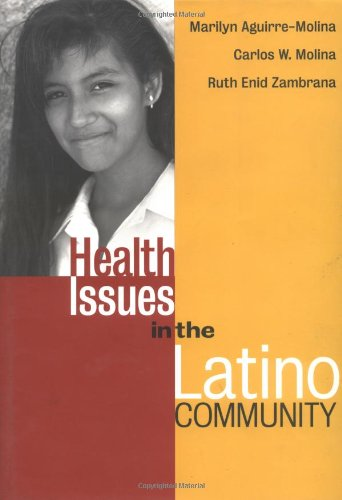 Health Issues in the Latino Community   2001 edition cover