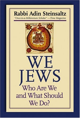 We Jews Who Are We and What Should We Do  2005 edition cover