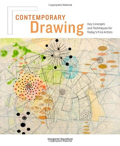 Contemporary Drawing Key Concepts and Techniques  2011 edition cover