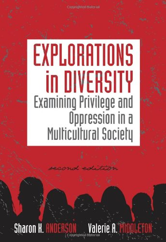 Explorations in Diversity Examining Privilege and Oppression in a Multicultural Society 2nd 2011 edition cover