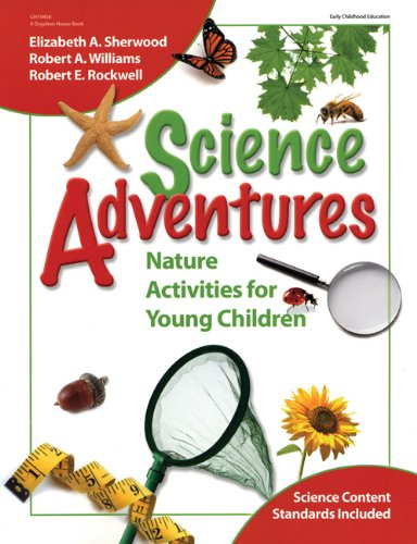 Science Adventures Nature Activities for Young Children  2008 edition cover