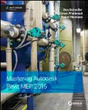 Mastering Autodesk Revit MEP 2015   2014 edition cover