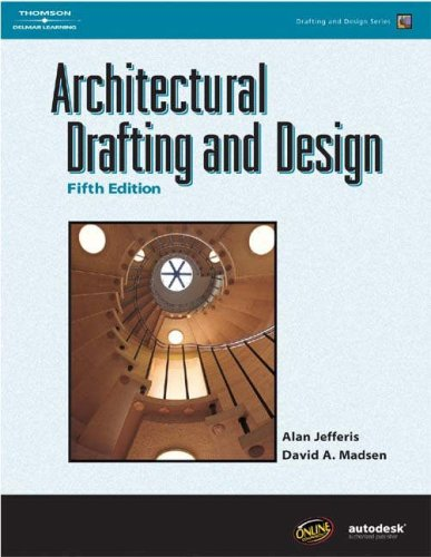 Architectural Drafting and Design  5th 2005 (Revised) 9781401867157 Front Cover