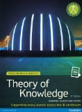 Pearson Baccalaureate Theory of Knowledge second edition print and ebook bundle for the IB Diploma 2nd 0 (Student Manual, Study Guide, etc.) edition cover
