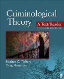 Criminological Theory: a Text/Reader A Text/Reader 2nd 2015 edition cover