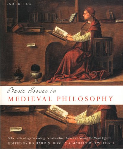 Basic Issues in Medieval Philosophy  2nd 2006 (Revised) edition cover