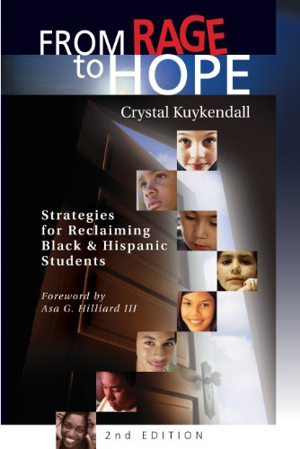 From Rage to Hope Strategies for Reclaiming Black & Hispanic Students 2nd 2004 edition cover
