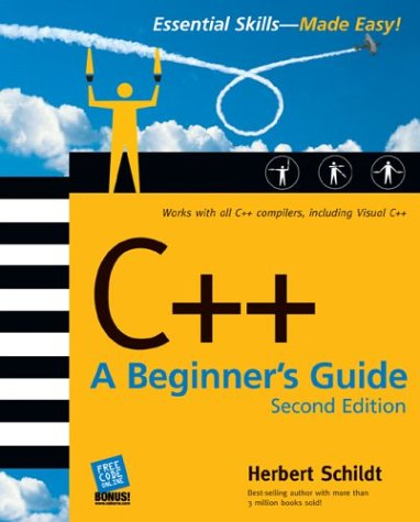 C++  2nd 2004 (Revised) edition cover