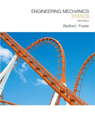 Engineering Mechanics Statics 5th 2008 edition cover