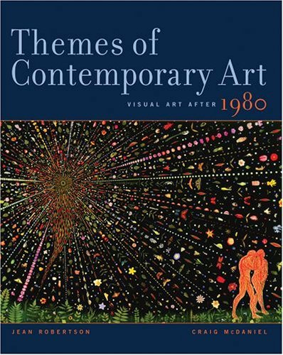 Themes of Contemporary Art Visual Art after 1980  2004 edition cover