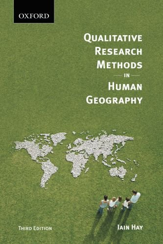 Qualitative Research Methods in Human Geography  3rd 2010 edition cover