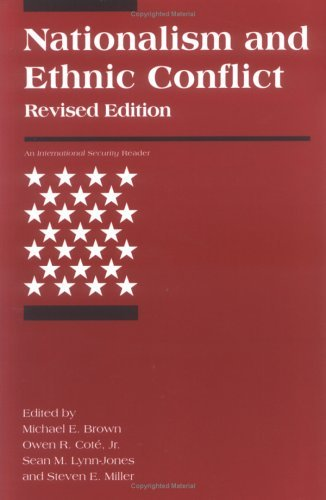 Nationalism and Ethnic Conflict  2nd 2001 (Revised) edition cover