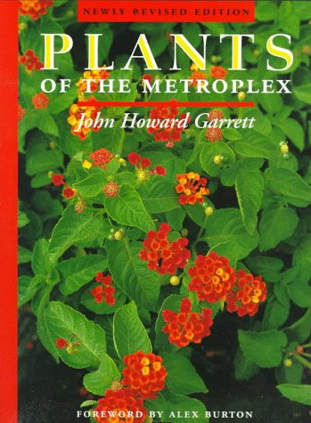 Plants of the Metroplex  4th 1998 (Revised) edition cover