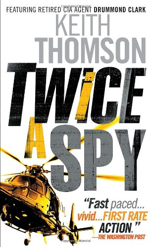 Twice a Spy  N/A edition cover